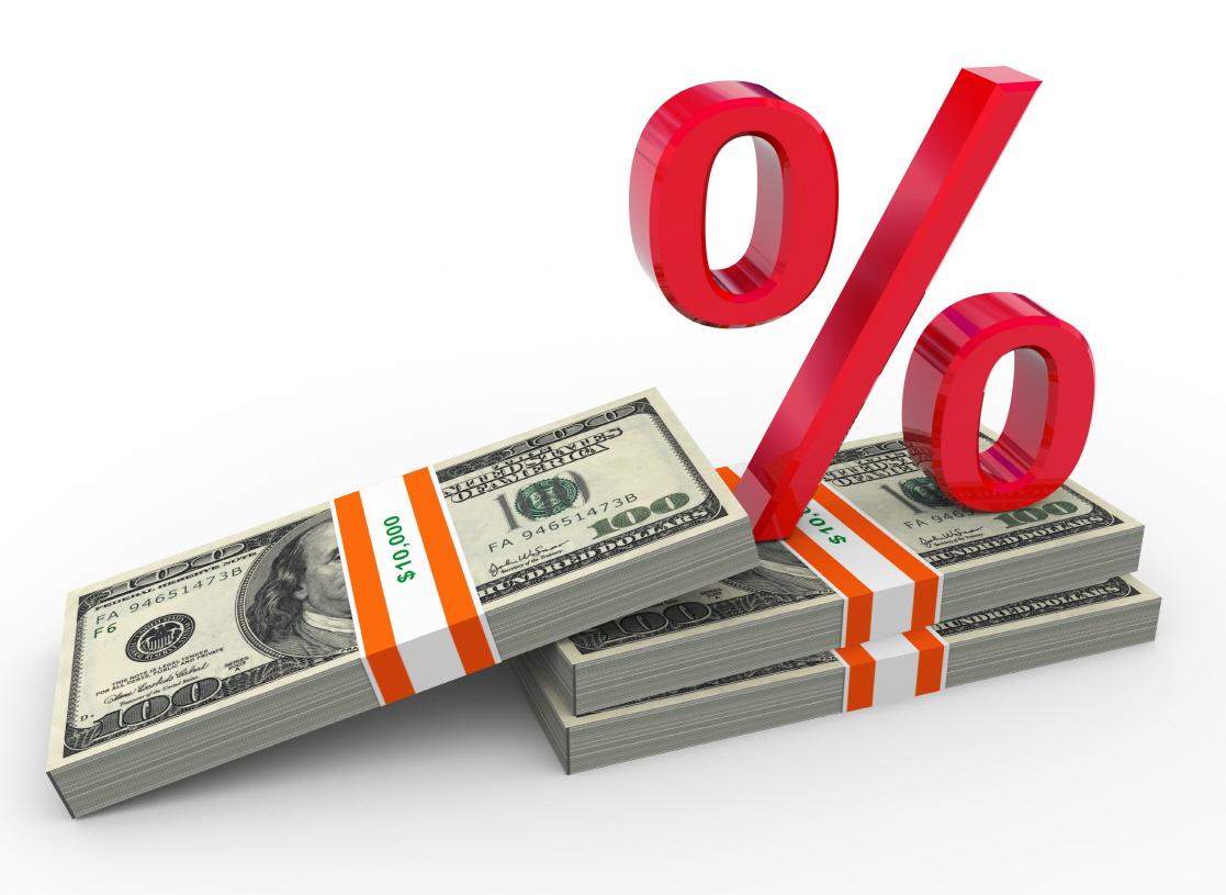 Проценты на кредит