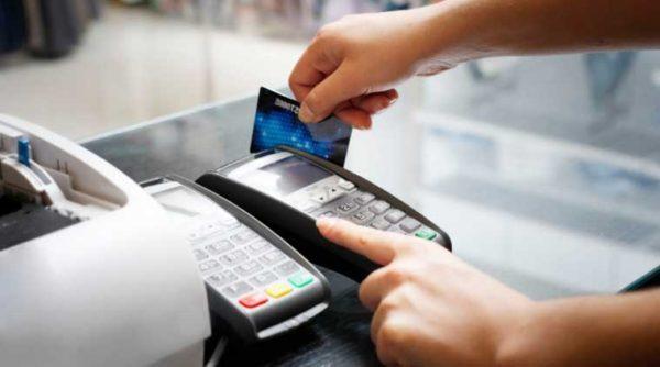 Оплата кредитной карты